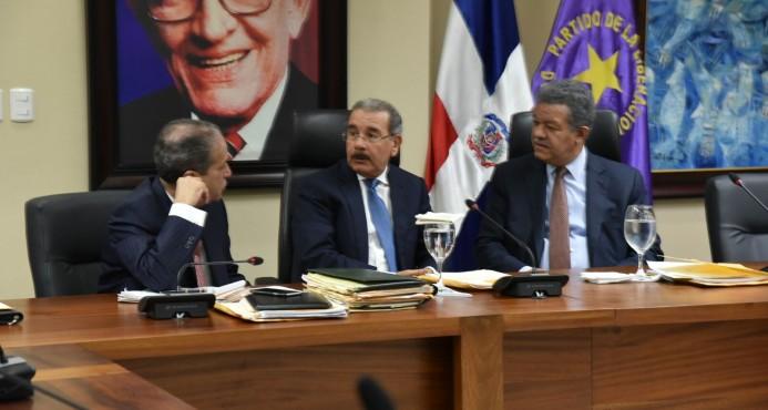El Comité Político del PLD formó una comisión para ver integración de laJCE