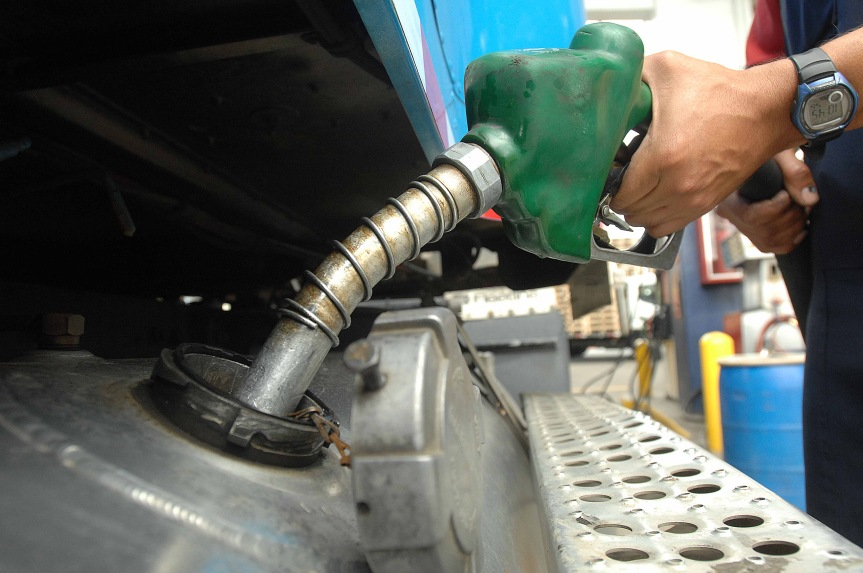 Combustibles suben RD$3.00, excepto GLP y GasNatural