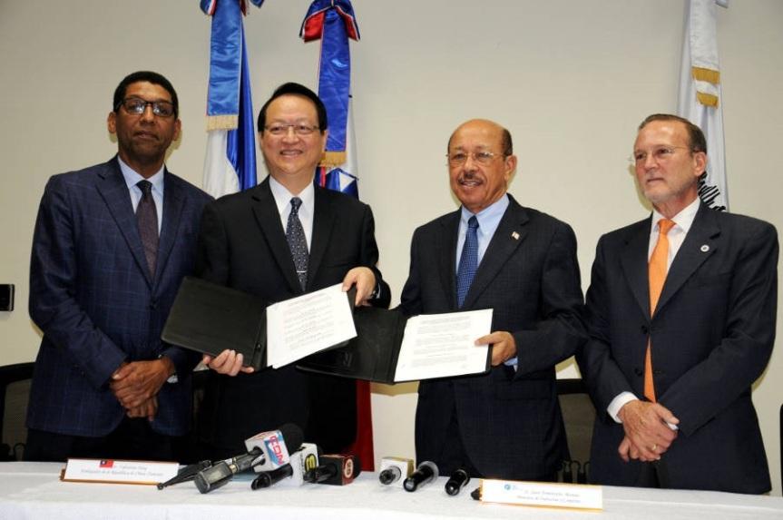 Taiwán y el Ministerio de Industria y Comercio apoyarán a 30 milMipymes
