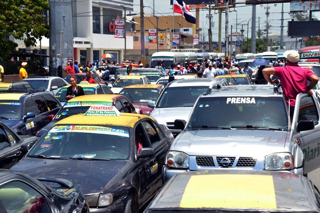 Sin Ley de Transporte por el fallo Tribunal Superior Administrativo no tendráefecto.