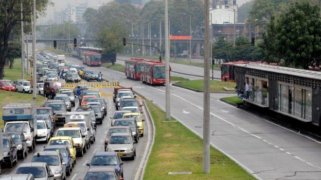 Las ciudades y países con el tráfico más congestionado de AméricaLatina