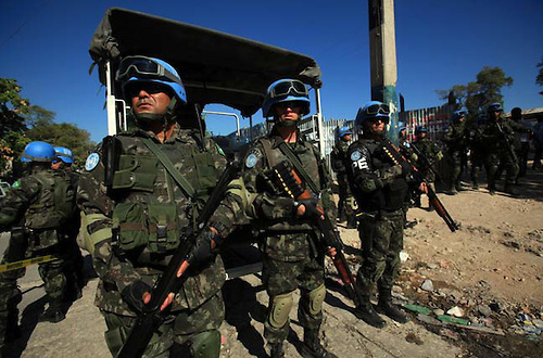ONU defiende nueva misión para Haití, pese a rechazo de sectoreshaitianos