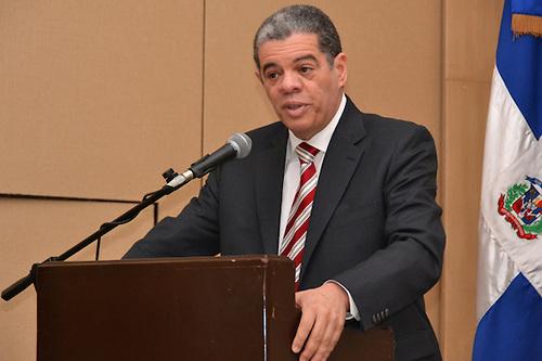 Ministro Amarante Baret dice peledeístas tienen muchas razones para sentirse muy orgullosos del gobierno deDanilo