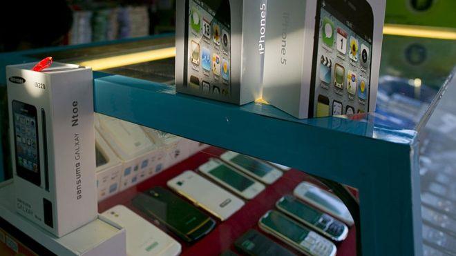 ¿Samsung Galaxy o iPhone de imitación? 3 claves simples para identificar si un teléfono celular esfalso