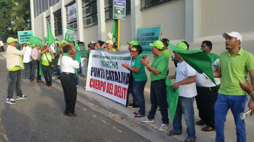 Los verdes exigieron transparencia en proyecto PuntaCatalina