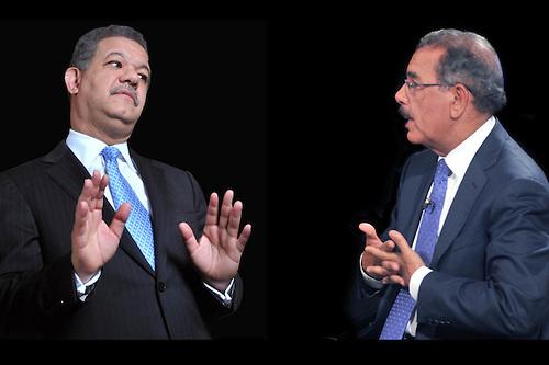 Ex-presidente Leonel Fernandez tiene derecho a ser el candidato del PLD, responde Domingo Jiménez a GustavoMontalvo