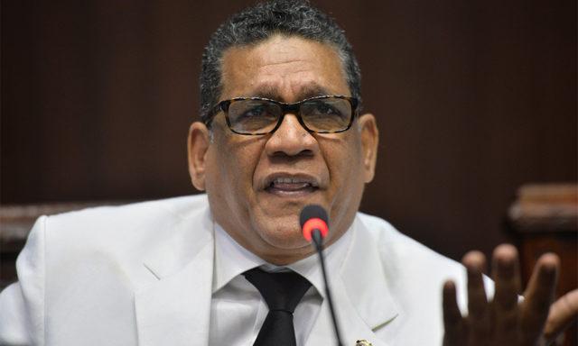 Rubén Maldonado Presidente de la Cámara deDiputado