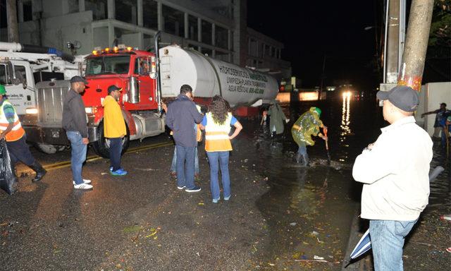 El huracán María deja un muerto y 16,727desplazados