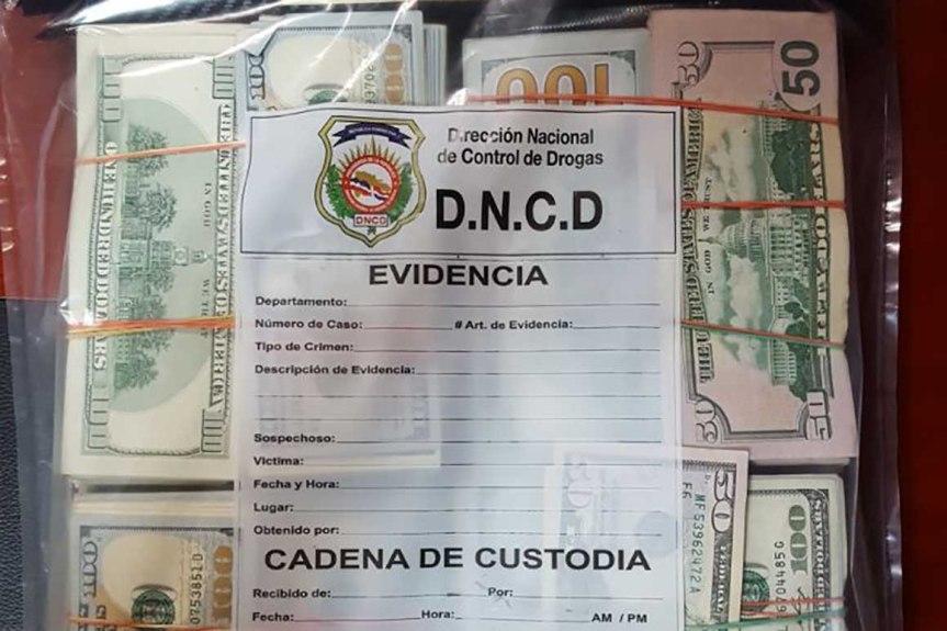 DNCD decomisan más de 449 mil dólares en Aeropuerto de LasAméricas