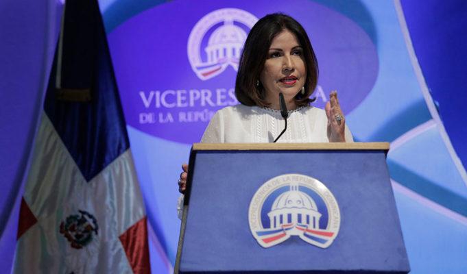 La vicepresidenta Margarita Cedeño: país no está preparado parareforma