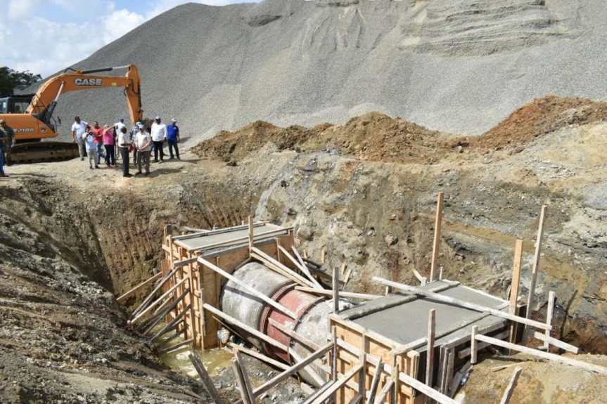 Caasd restablece el servicio de agua en el DistritoNacional