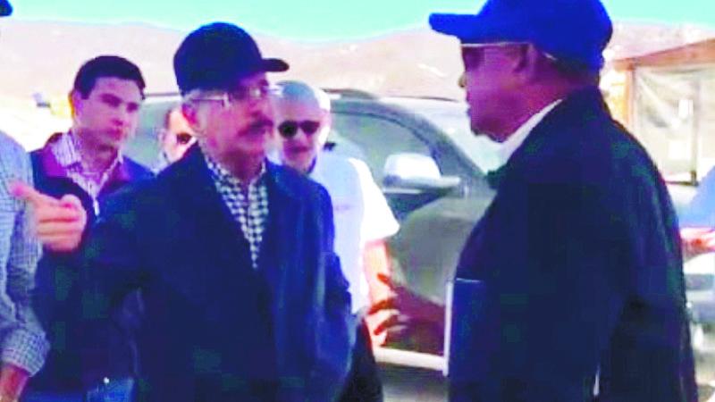 Danilo Medina acelera terminación deobra