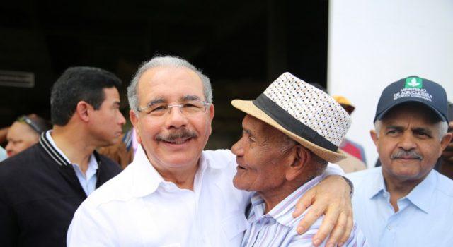 Danilo Medina dispuso plan especial de salud para pensionados yjubilados