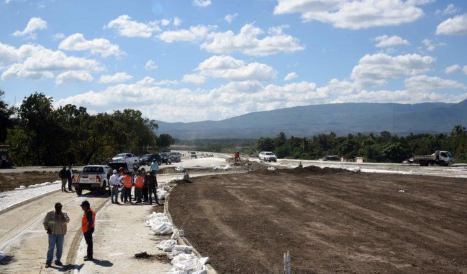 El Ministro de Obras Públicas dice que este mes de febrero concluye Circunvalación de SanJuan