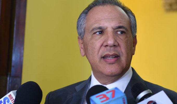 Peralta asegura Danilo Medina es el único político que ganaría elecciones en primera vuelta en2020