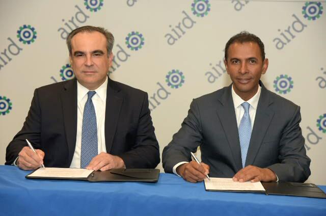 La Asociación de Industrias de la Rep Dom (AIRD), Firman acuerdo para fortalecer el reciclaje y las accioneseducativas
