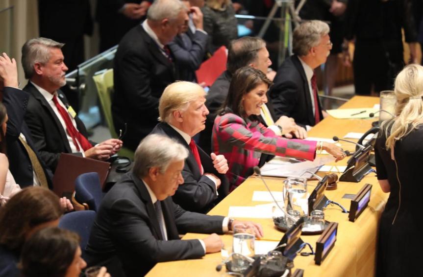 DonaldTrump busca apoyo en países delCaribe