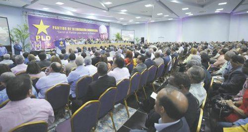 PLD convoca reunión extraordinaria del Comité Central para mañanasábado