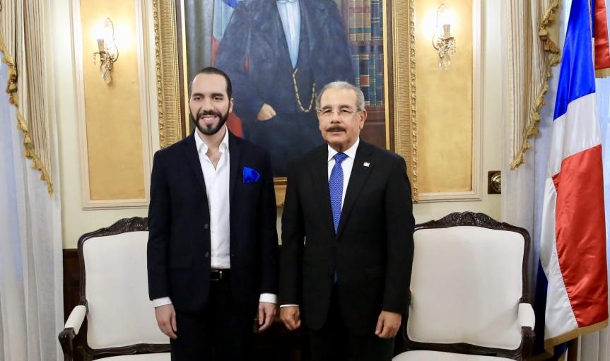 El presidente Danilo Medina saldrá mañana hacia El Salvador. Asistirá a toma de posesión de presidente electo, NayibBukele