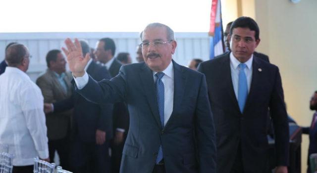 Presidente Danilo Medina expreso que está llegando el tiempo dehablar