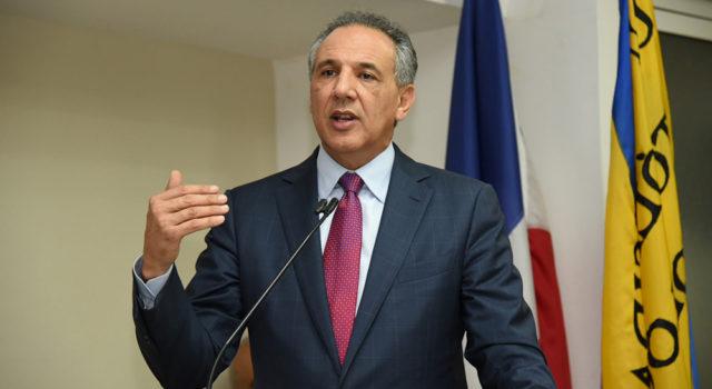 Peralta afirma la administración  de Danilo Medina a fortalecido la democraciadominicana
