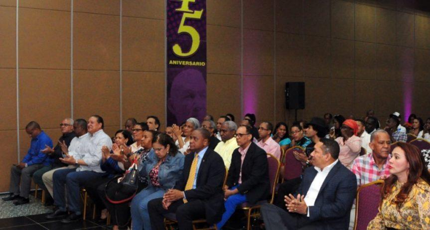 Tributo al patriota dominicano Gregorio Urbano Gilbert por elPLD