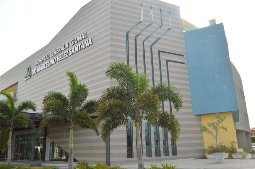 Hospital Marcelino Vélez Santana, un centro médico deexcelencia