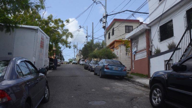 Familiares y vecinos de Eddy Féliz García dicen esinocente