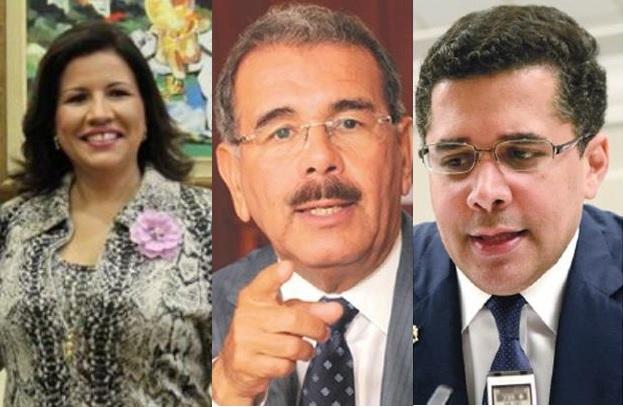 Margarita, Medina y Collado políticos con mayor aceptación RD, segúnencuesta