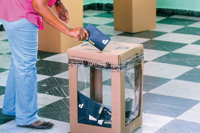 Piden el voto de confianza a la JCE para no afectar el desarrollo de elecciones2020