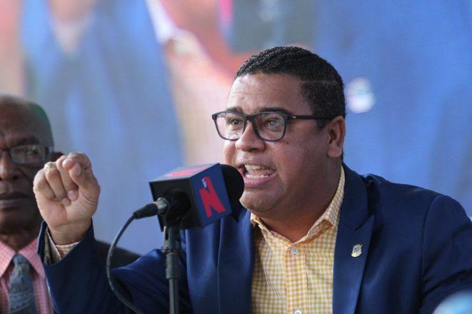 """El Diputado Tulio Jiménez asegura que el  proyecto reforma constitucional """"es unhecho"""""""