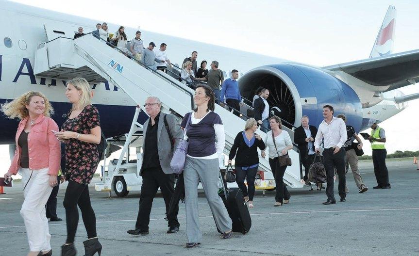 Mas del 98% de los turistas de EEUU que visitan RD volvería porvacaciones