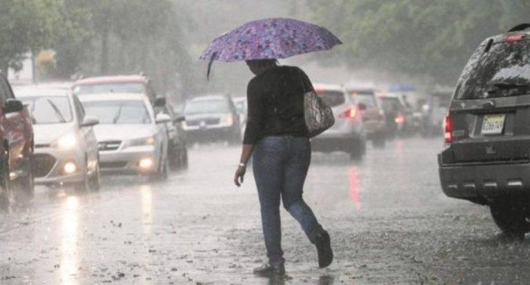Meteorología pronostica fuertes aguaceros debido a ondatropical