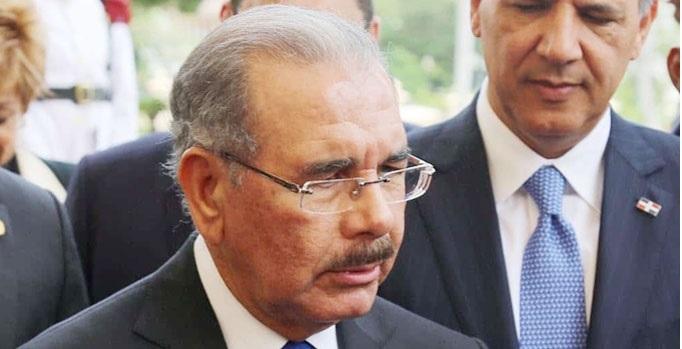Danilo Medina dice a Pompeo que no ha decidido sobre laselecciones