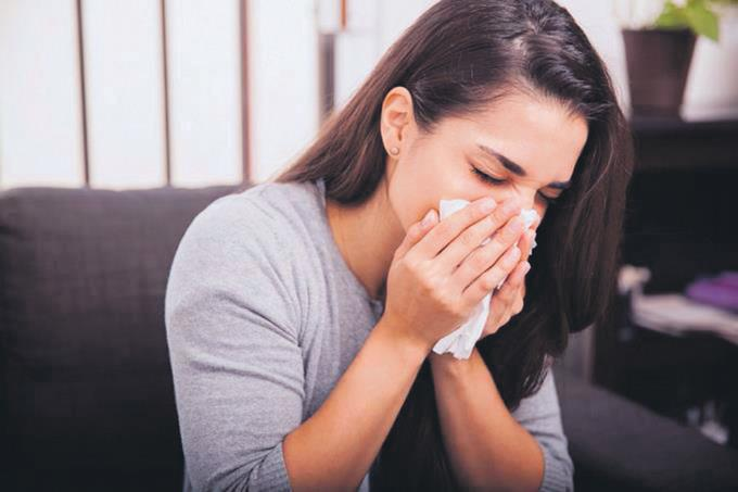 Mucha precaución posible aumento de alergias y malesrespiratorios
