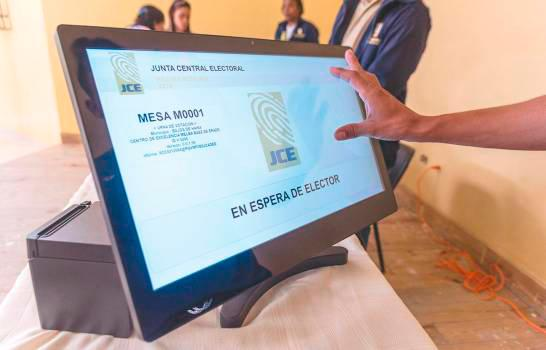 JCE debe tener un plan B por si falla voto automatizado en lasprimarias
