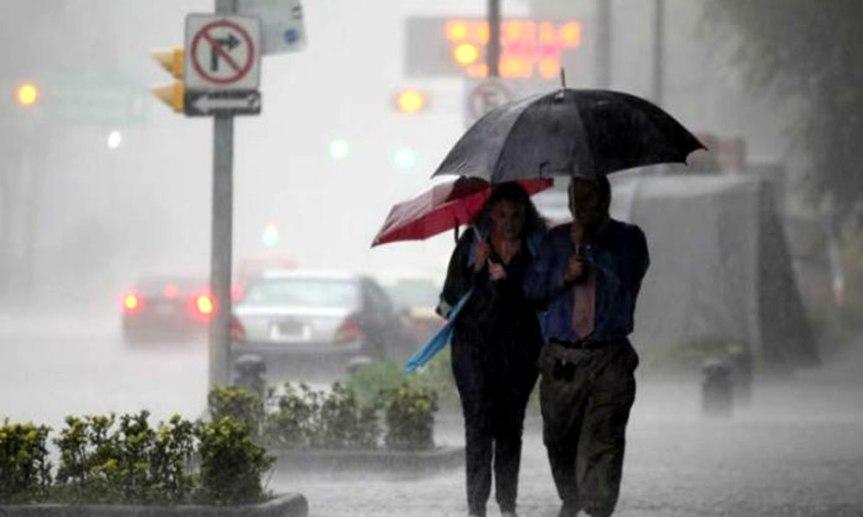 Onda tropical provocará lluvias moderadas enRD