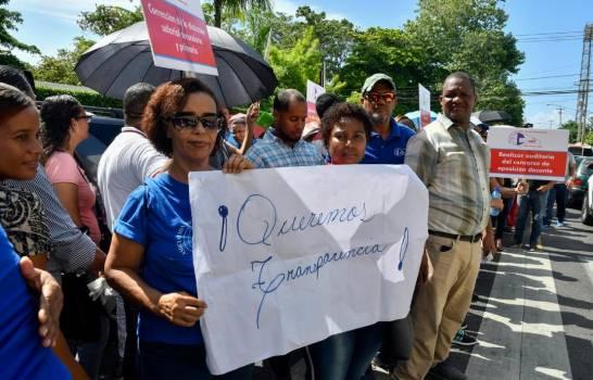 ADP llama a manifestación este, Educación lamenta se pierdanclases