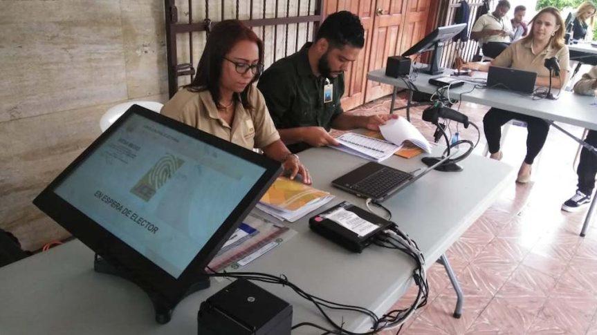 En las internas se votará en los mismos recintos electorales usados en las eleccionesgenerales