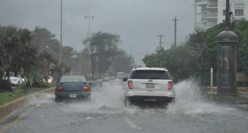 Onamet: Continuaran las alertas y avisos por fuertesaguaceros
