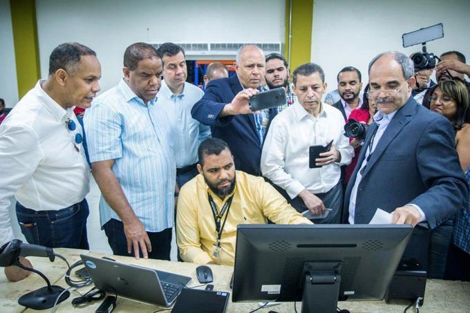JCE comienza trabajos de logística de primarias PLD yPRM