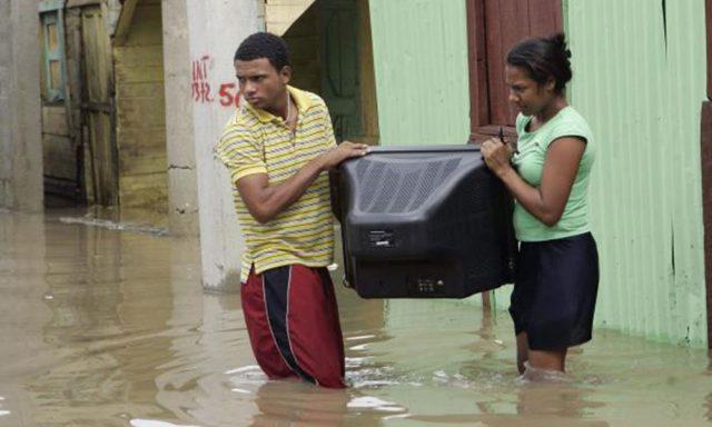 Cerca de 5 mil han sido desplazados a causa de las fuerteslluvias