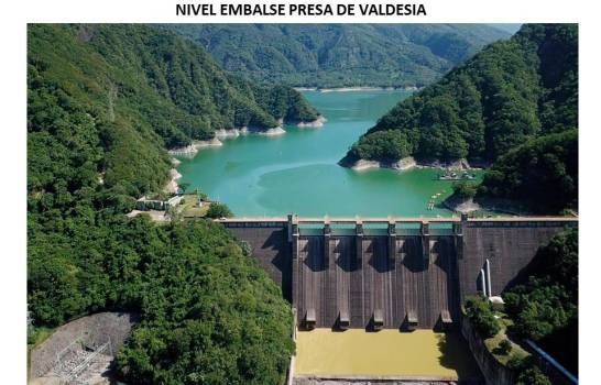 Escasez de agua afecta el Gran SantoDomingo