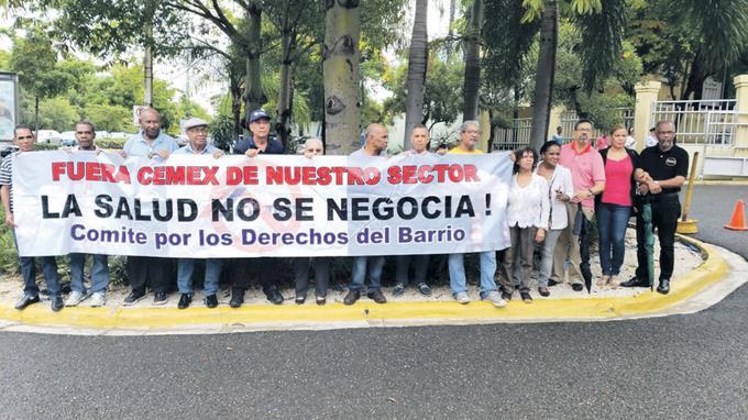 En Herrera residentes dicen polvo de empresa afecta situación desalud