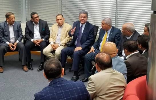 Partidos y Leonel tienen 10 días para definir un nuevo escenariopolítico