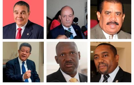 Los políticos que se van, que perdieron las eleccionesprimarias