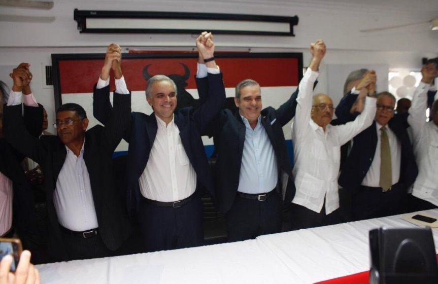 Luis Abinader proclamado candidato del PRSD, el partido de HatueyDecamps