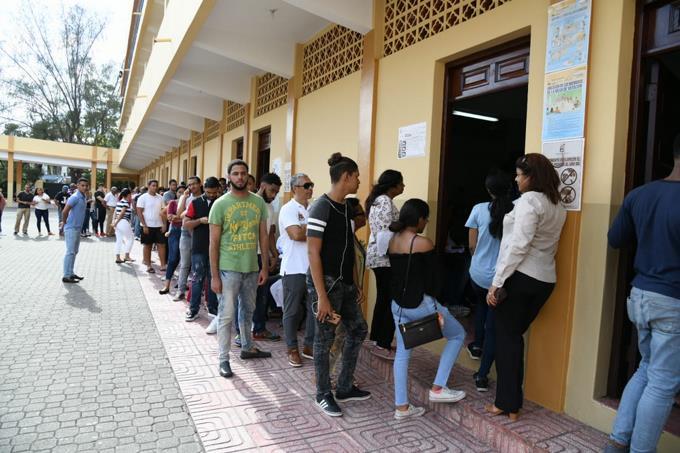 Voto en Rep Dom es uno de los más caros de laregión