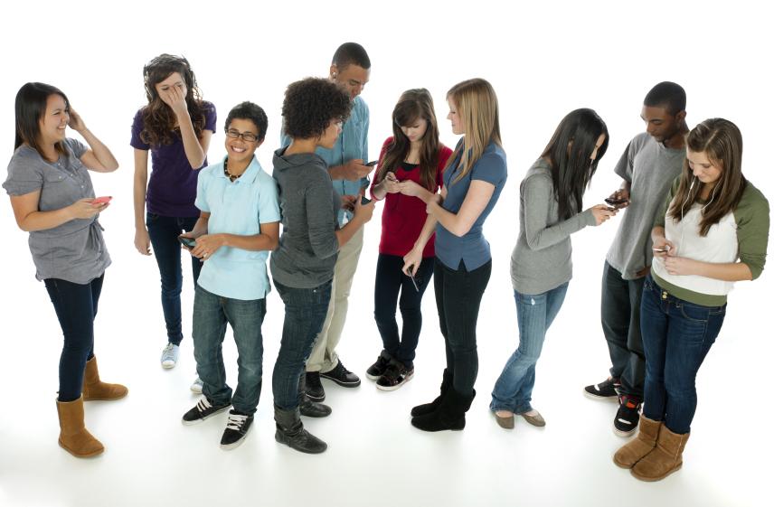 LA NUEVA GENERACIÓN deadolescentes