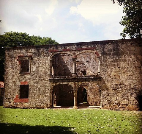 La Diputada Ana Maria Peña proponen declarar Ruinas de Engombepatrimonio